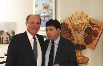 Ennio Doris e Giorgio Grasso