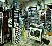Fotografia interna del punto vendita
